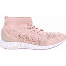 d8923e79574 Tamaris kotníkové 1-25204-21 lt. pink