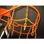 na basketbal s pevně přivařenou síťkou (KOMAXIT)
