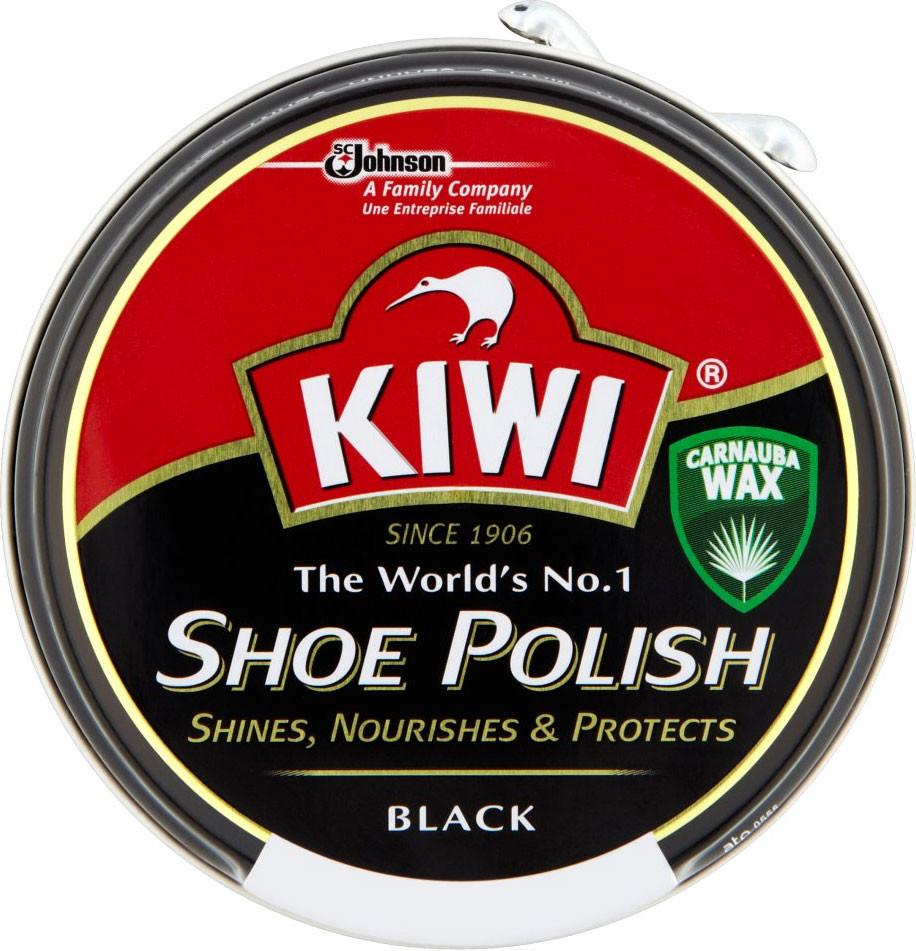 Kiwi Shoe Polish krém na boty Černý 50 ml od 26 Kč - Heureka.cz 96d6e68e0c