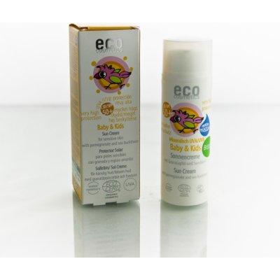 Eco Cosmetics Baby sluneční ochranný krém SPF50+ 50 ml