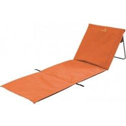 Lehátko Plážové lehátko Easy Camp Sun oranžové