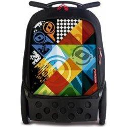 92cd706ce6b Nikidom taška na kolečkách Roller XL Logomania od 2 990 Kč - Heureka.cz
