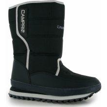 Campri Snow Jogger Boots Mens Black
