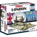 ConQuest 4D Cityscape puzzle Time Panorama Londýn