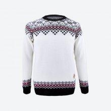 Kama Dámský svetr merino 5006 Bílý