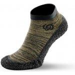 Skinners ponožkoboty Athleisure, Olive Green