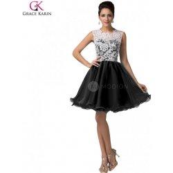 1a933145ab5 Grace Karin společenské malé černé šaty CL6123-2 Černá alternativy ...