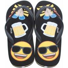 Gioseppo Shota pánské plážové pantofle černé