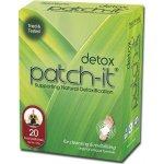 NutriWorks Detoxikační náplast Patch It Detox 20 ks