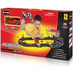 Bburago RC Ferrari Test Track Zkušební dráha s jedním autíčkem