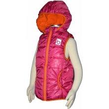 Pidilidi PD0974 vesta dětská nylonová holka