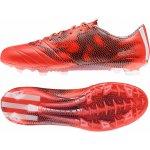 adidas F50 adizero FG červená