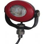 PROFI LED výstražné světlo 12-24V 3x3W červený ECE R65 92x65mm
