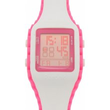 Reebok Workout Z1G Watch White/Pink