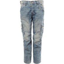 Timezone Pánské jeans kapsáče BenitoTZ modrá