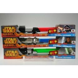 Star Wars meč se světelnými a zvukovými efekty