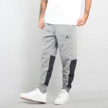 Jordan Flight Fleece Cement Pant melange šedé