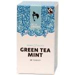 Té de Origen Bio porcovaný zelený čaj s mátou 20 x 2 g