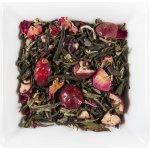 Unique Tea, Granátové jablko - aromatizovaná směs bílého čaje, 50 g