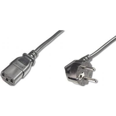PREMIUMCORD napájecí kabel 230V 2m úhlový 90st, kpsp2-90, 2m