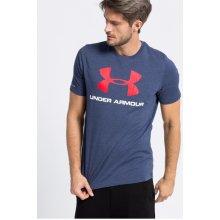 Under Armour Sportstyle Logo T Shirt tmavě modrá-410