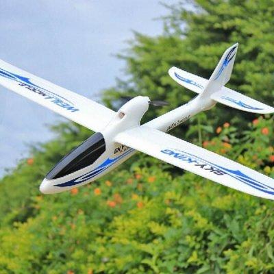 RCobchod Sky King 959 RC letadlo pro začátečníka RTF 1:10