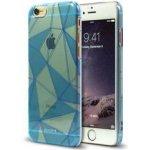 Pouzdro Aprolink Origami Crystalized Case iPhone 6/6s modré