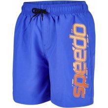 86d73c0c74 Speedo Boombastic Graphic Leisure 15 Watershort Blue Orange