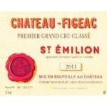 Figeac Figeac St. Emilion 1er Grand Cru Classé (B) červené 2011 0,7 l