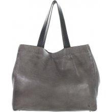 Another bag Why Not Vintage shopper šedý