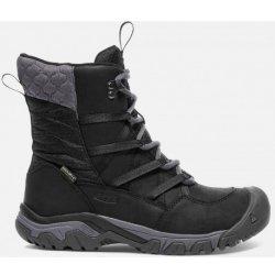 26909440374 Dámská obuv Keen Hoodoo III Lace Up WP W black magnet dámské zimní  nepromokavé boty