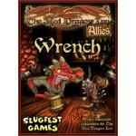 Slugfest Games Red Dragon Inn Allies: Wrench