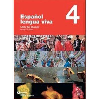 Espanol lengua viva 4 podręcznik + CD audio - Natal Elena, Diez M.Carmen