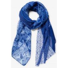 Desgiual šátek Blue Elephant blanco bf9ffa2d74