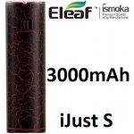 iSmoka-Eleaf iJust S baterie 3000mAh Red Crackle