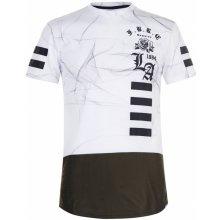 Fabric Smoke T Shirt White