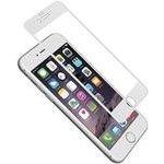 CYGNETT 9H Screen Protector se silikonovým okrajem pro Apple iPhone 6 / Průhledné / bílé (CY1731CPTGL)