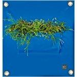 The Green Pockets Kapsář na květiny PEVA 50x45 cm, modrá