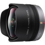 Panasonic 8mm f/3,5