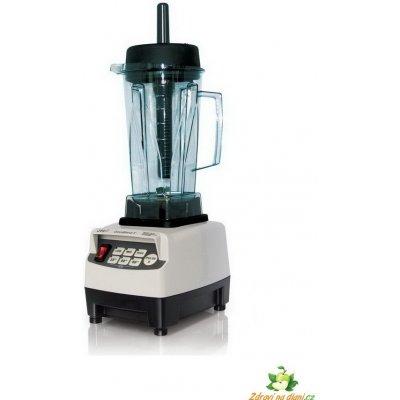 OmniBlend V TM-800 2 L - barva bílá, profi mixér s 2l nádobou, nože z japonské oceli, 38.000 otáček, výkon 2.238W, + Dárek