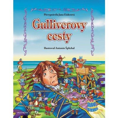 Gulliverovy cesty – pro děti - Jana Eislerová