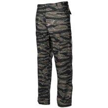 US bojové kalhoty Rip Stop,tiger stripe Vietnamský styl
