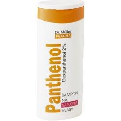 Panthenol šampon recenze