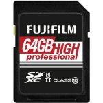 Fujifilm SDXC 64GB UHS-II U1 04005768