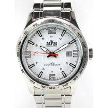 MPM W01M.10020.A bílý ciferník