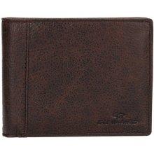 Gil Holsters Pánská kožená peněženka G667286 hnědá