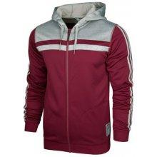 6bad4405b02f Adidas Heavyweight Zip Up Maroon Grey Top14