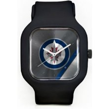 Old Time Hockey Winnipeg Jets Modify Watches Silicone