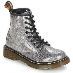 Dr Martens Kotníkové boty Dětské 1460 GLITTER JUNIOR stříbrná od 2 ... 90f361a68a