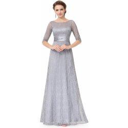37445dfd93e Filtrování nabídek Ever Pretty plesové šaty dlouhé 8878 šedá ...